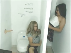 Two Teens Gloryhole Joy