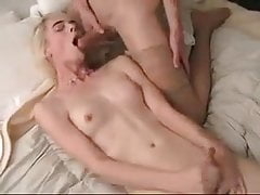 Amateur - 2 Hot TS - CIM Facial