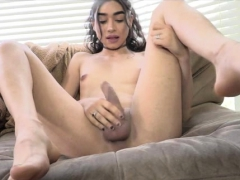 Teen Femboi Cutie First Audition Ever!