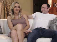 TS Kayleigh Coxx enjoys her lovers big cock pummeling her