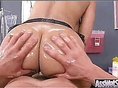 Chunky In the final Girl Get Olied Haphazardly Hard Style Banged video-16