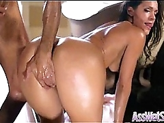 Chubby Booty Cookie Win Oiled Then Hard Nailed In Ass video-30