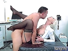 (Brooke Brand) Anyhow And Doctor Get Busy In Hardcore Sex Adventure clip-06