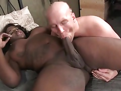 big black she-male fucks beefy guy
